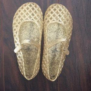 Mary Jane Jelly Shoe